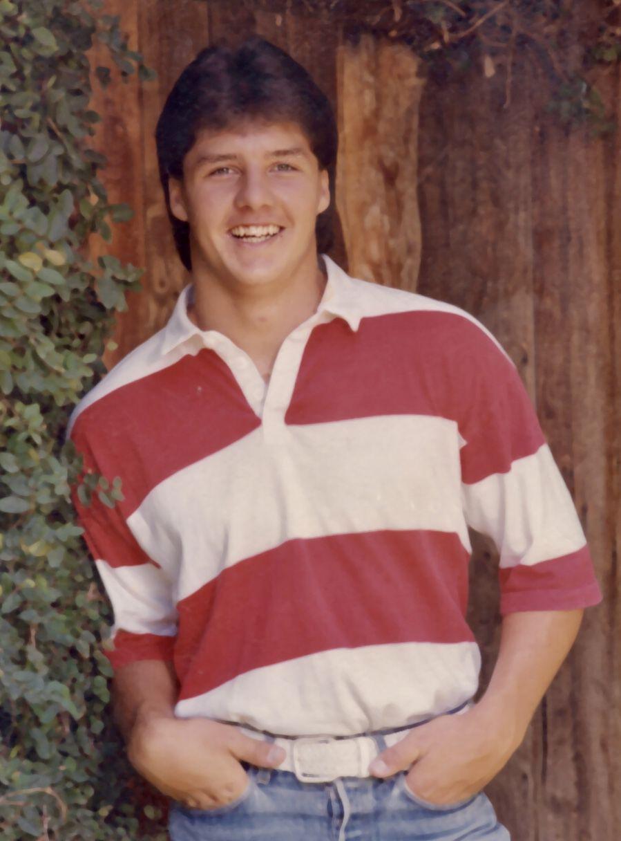 Dwain Allen Peters, 1968-2018