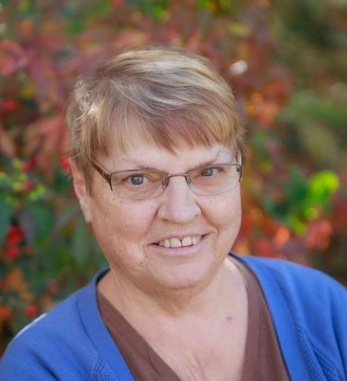Shirley May Cain Brunner, 1951-2017