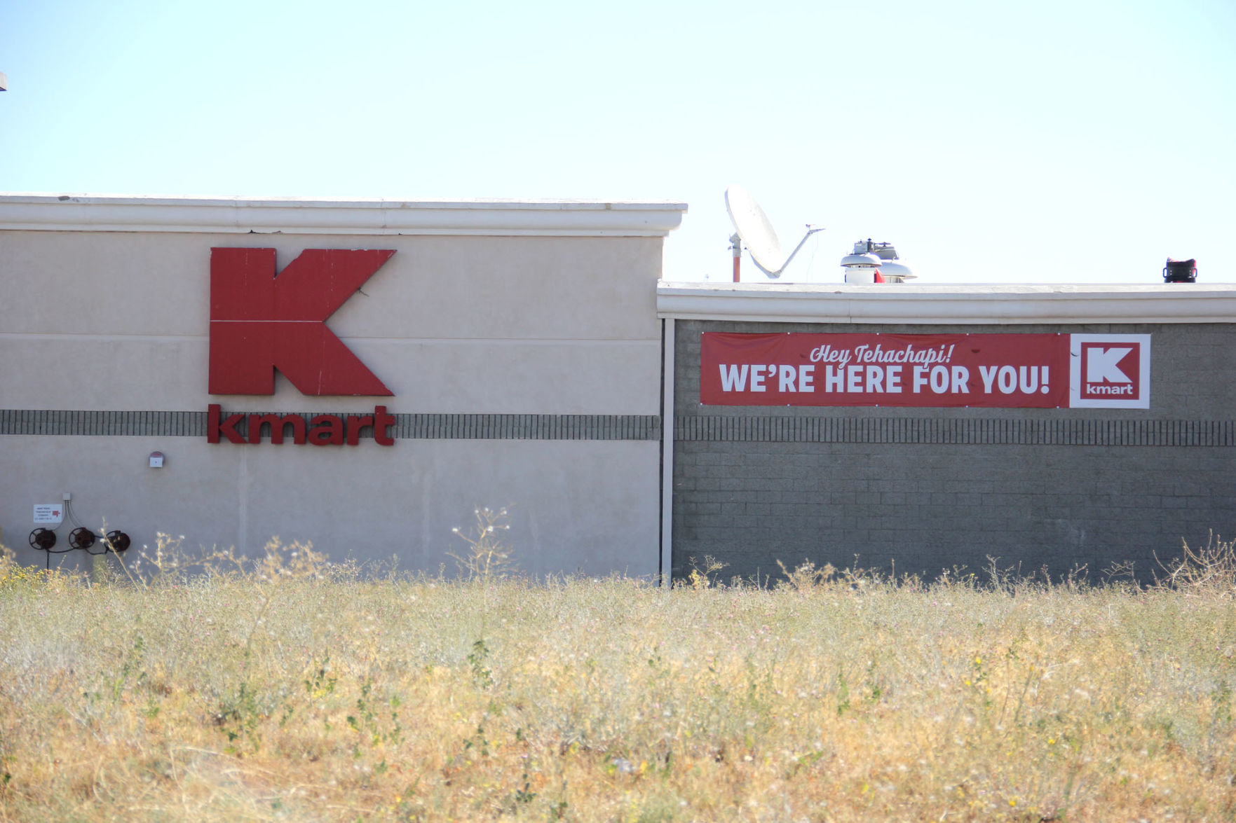 Kmart Still Promoting Business With Community No Word On