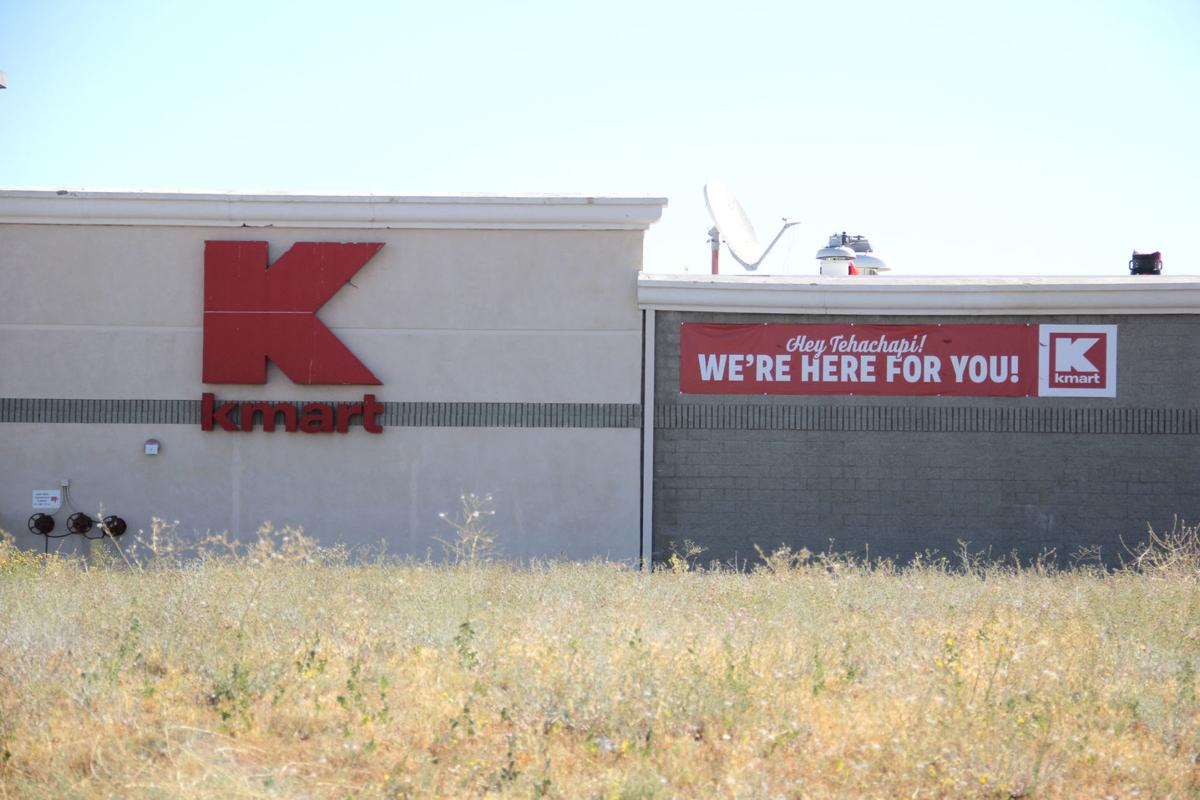 Tehachapi Kmart to close in mid-December | News
