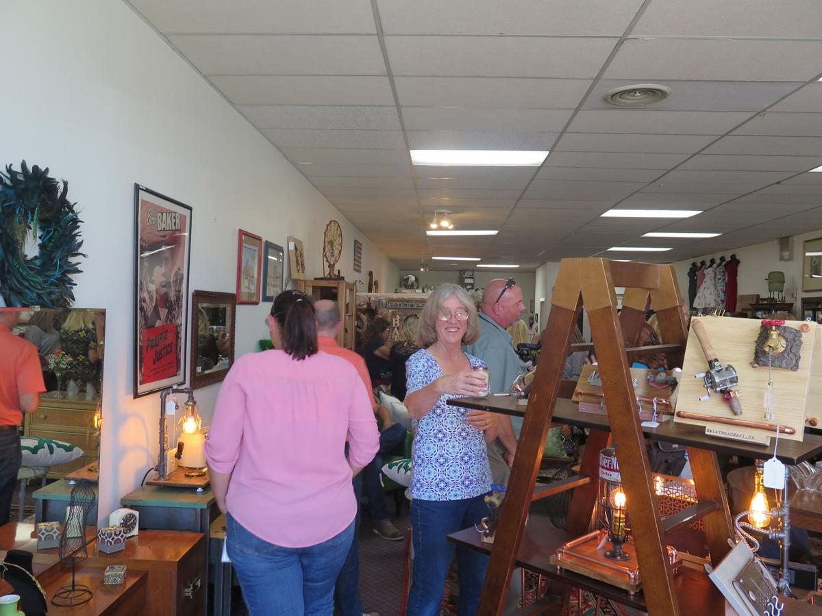 New space for vintage items: Sheridan's expands store