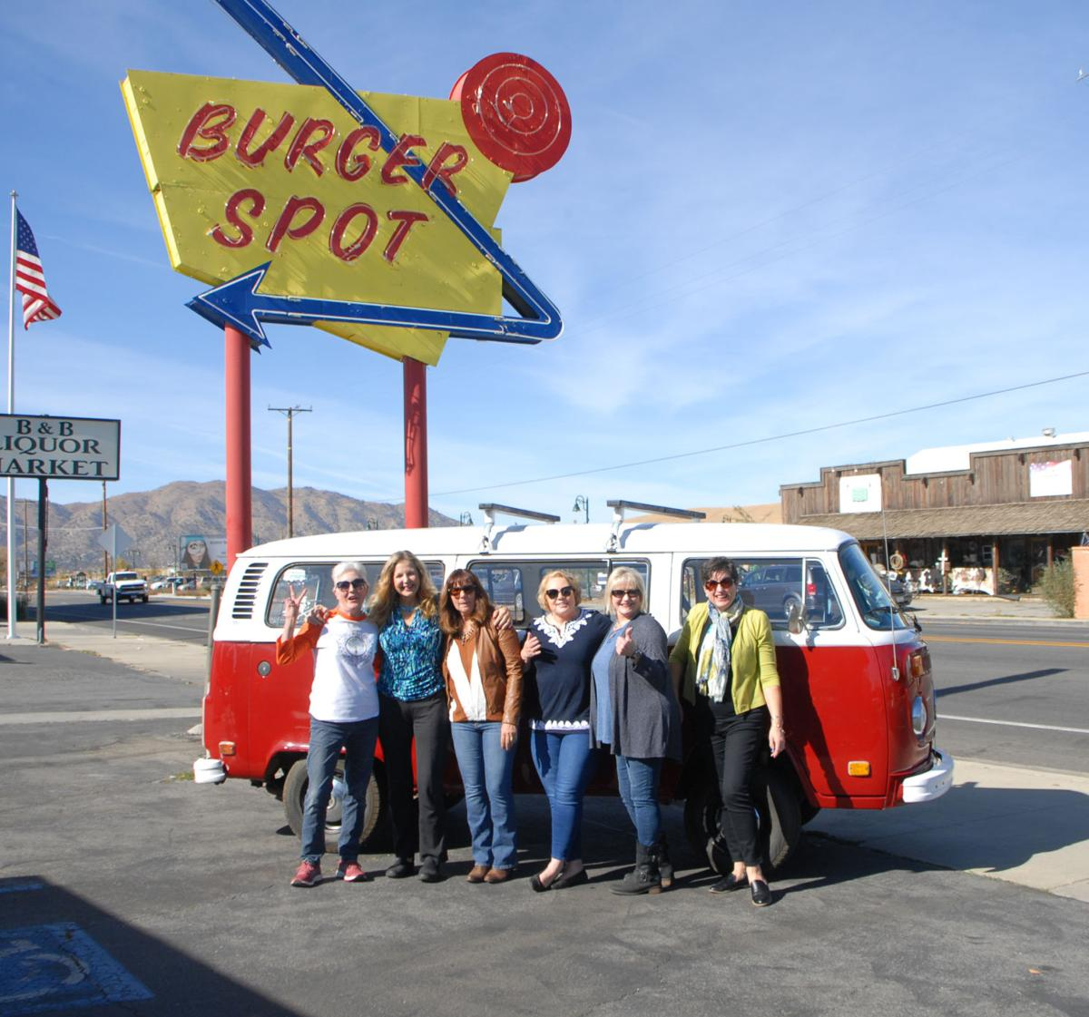 Pen in Hand: The Six Pack Girls: Tehachapi classmates stay friends for 50 years