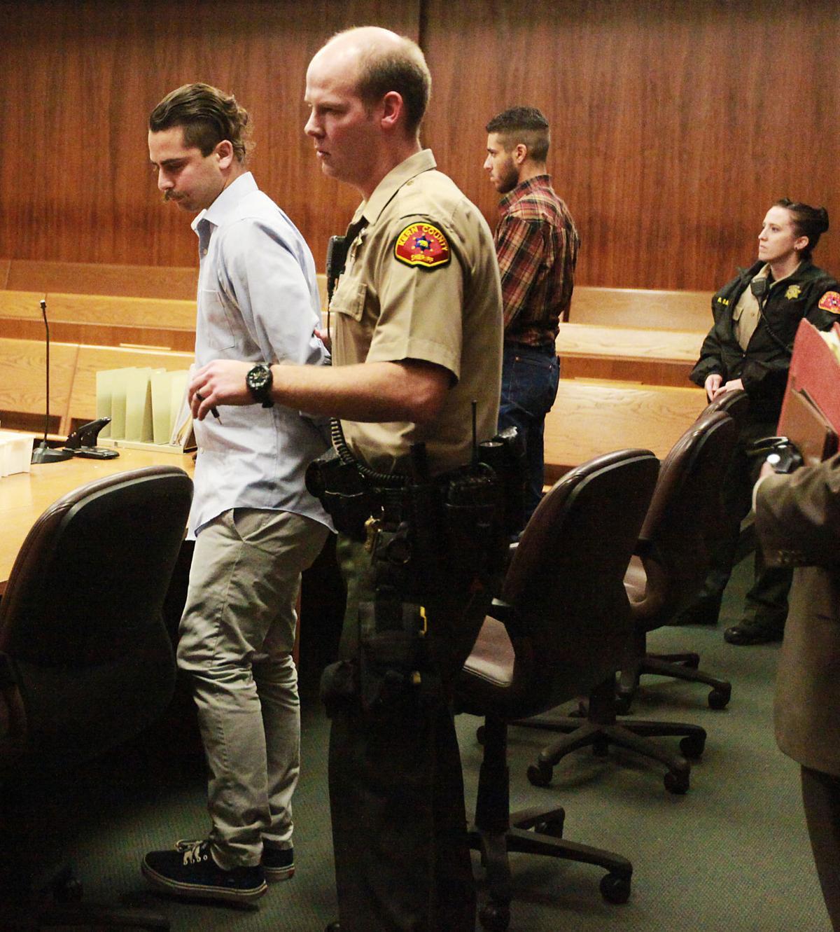 Two Sentenced In Hit-and-run That Killed Tehachapi Teen