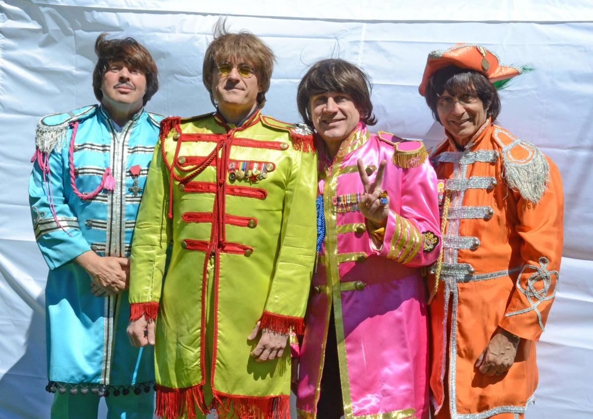 PHOTO GALLERY: Beatlemania's alive and flourishing in Tehachapi