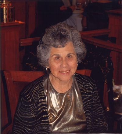 Julie Marquez Kindrick, 1922-2019