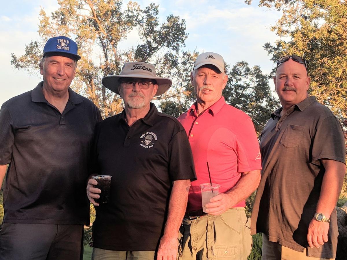 OTCC golfers