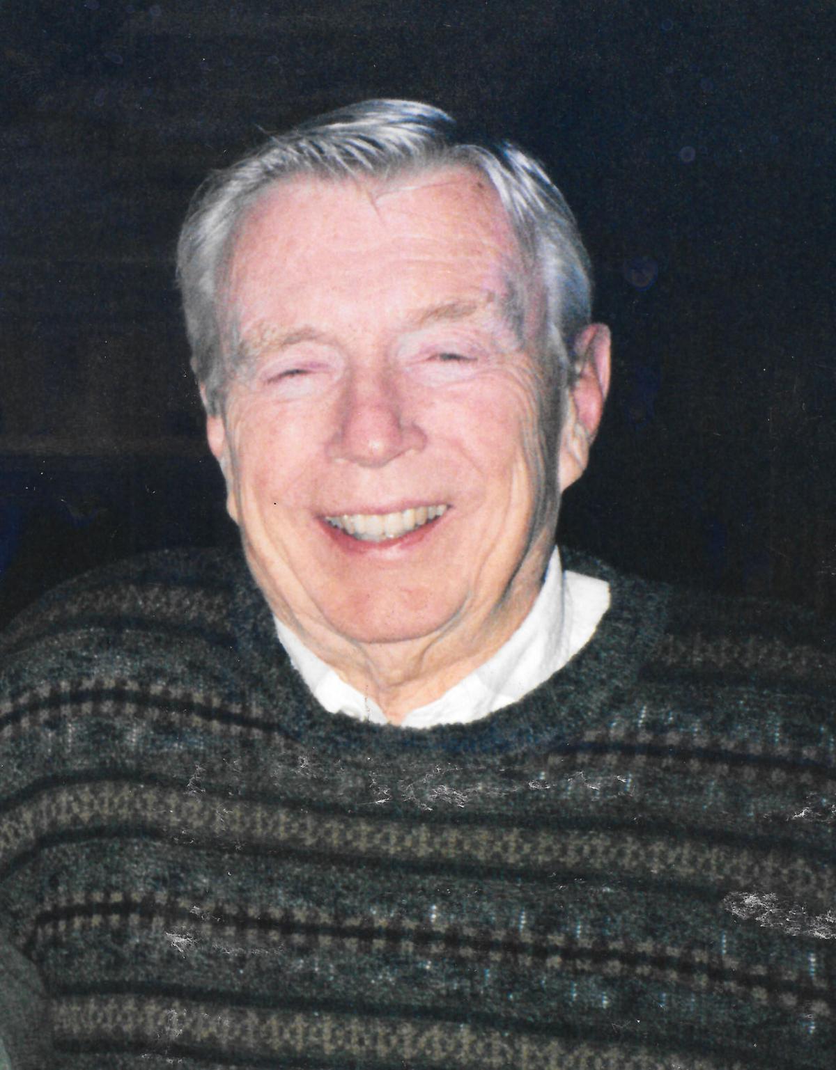 Clifford George Clark, 1928–2018