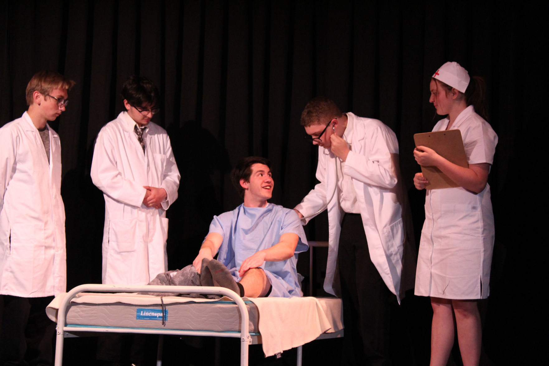 Flowers for Algernon\u0027 to open at Tehachapi High School May 2