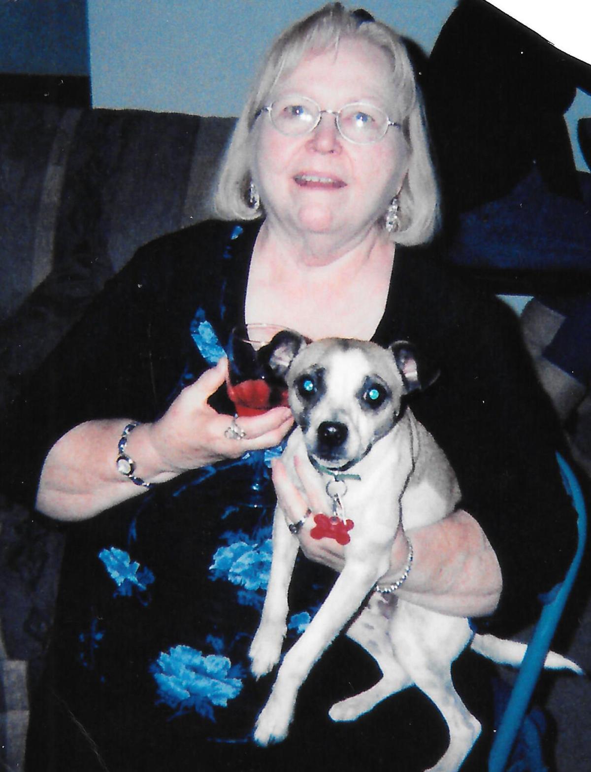 Virginia Louise Collier, 1940–2017