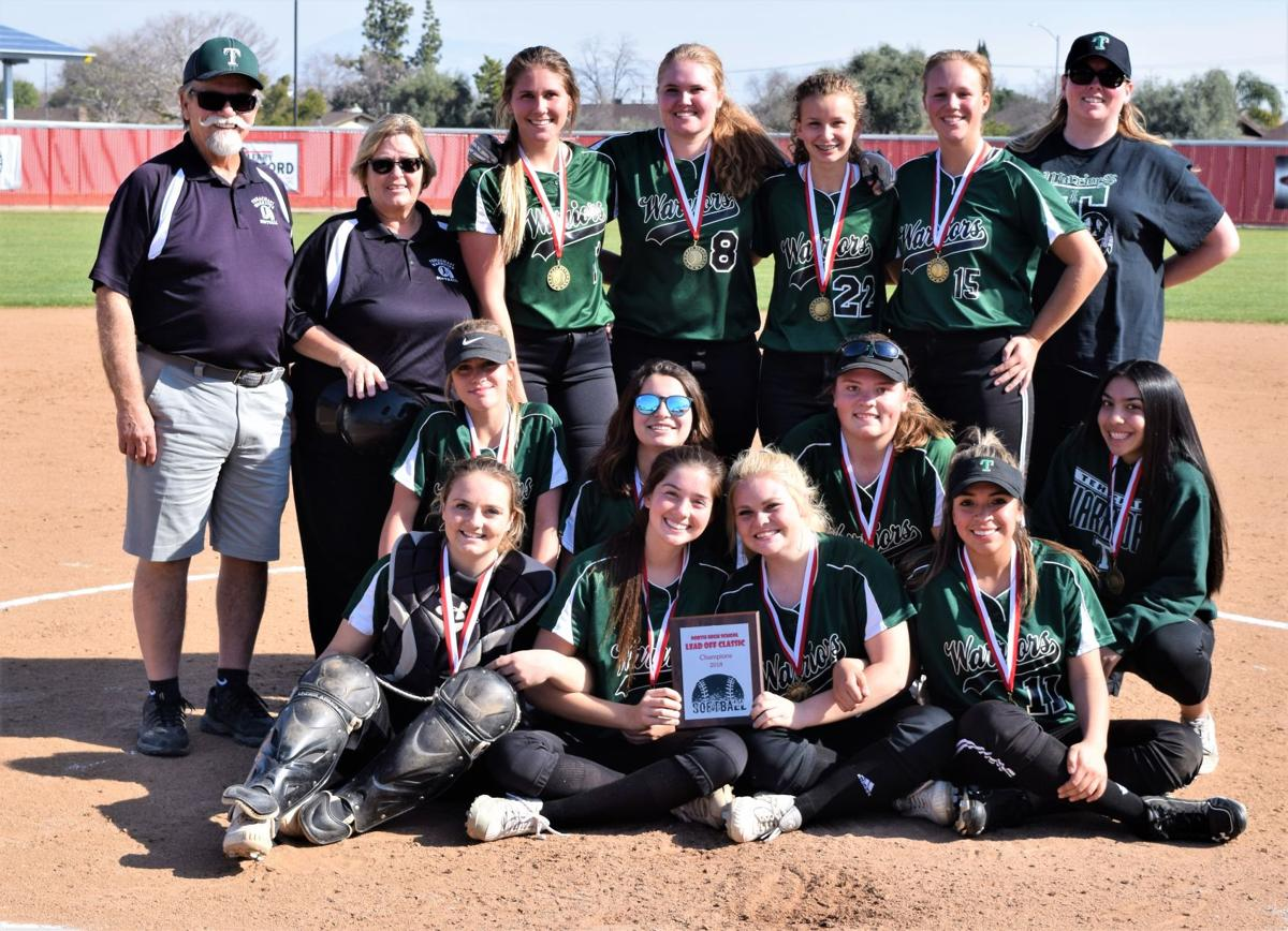 Lady Warriors North 1st place.JPG