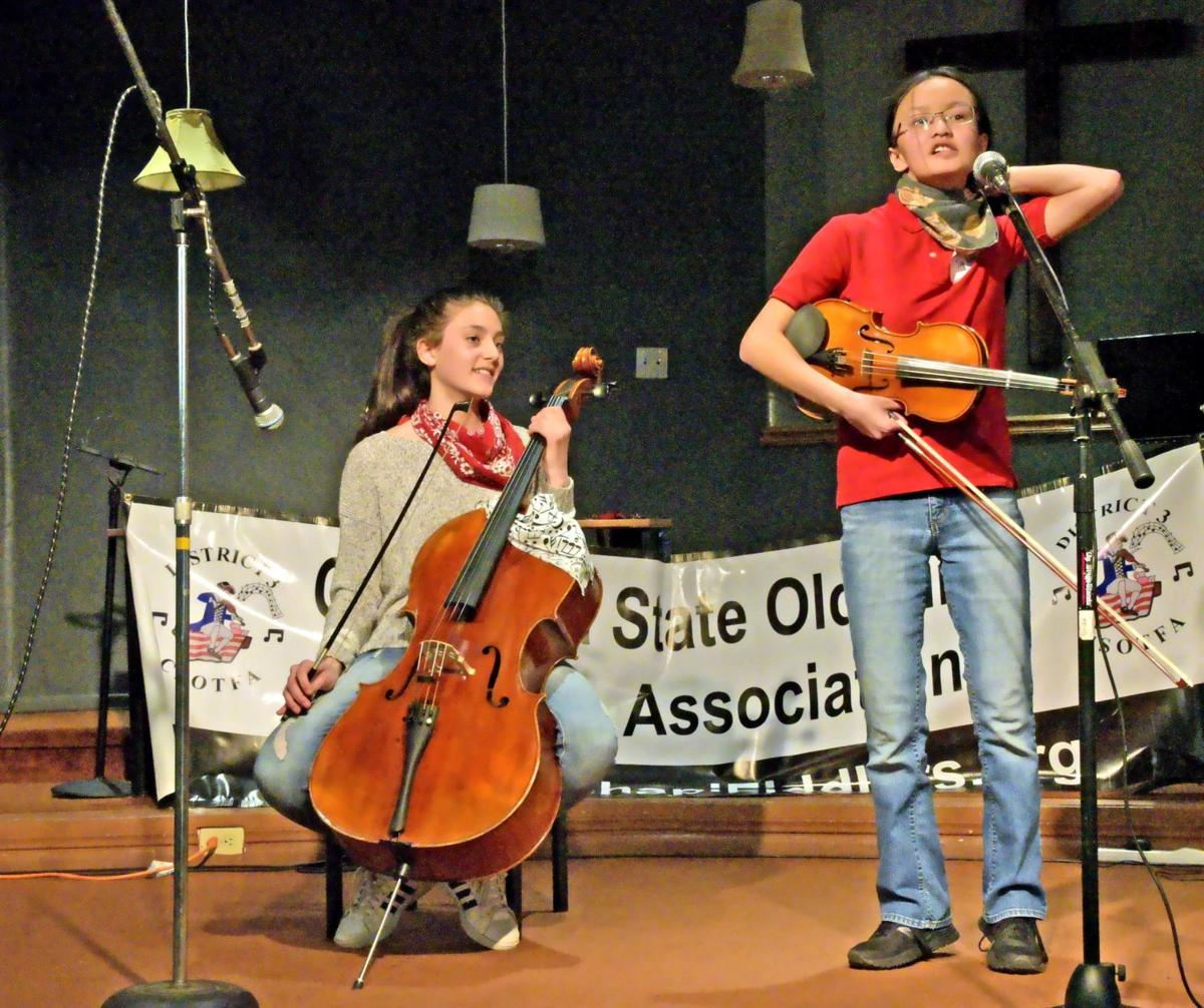 PHOTO GALLERY: Rhythm and timing shine at Old Time Fiddle Contest