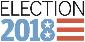 Election 2018 logo