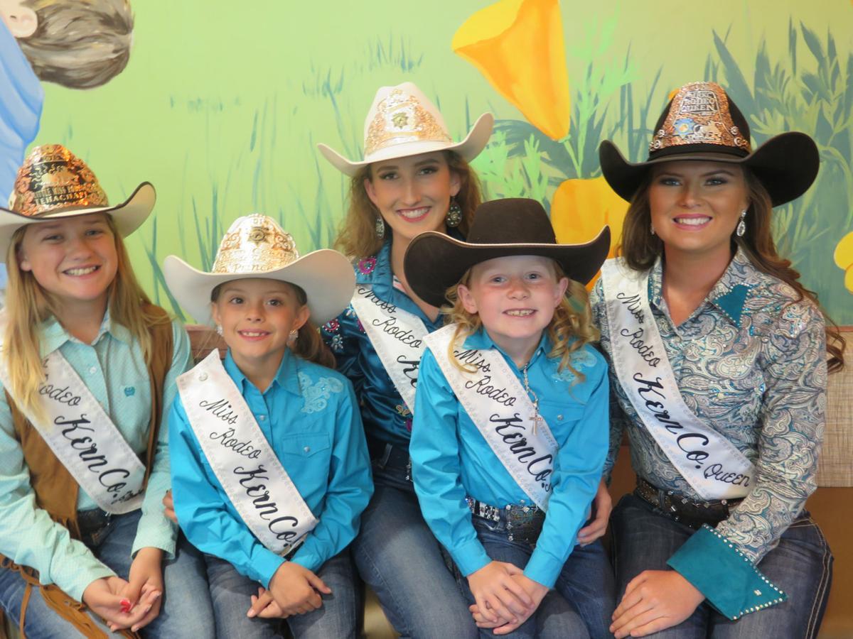 rodeo queens