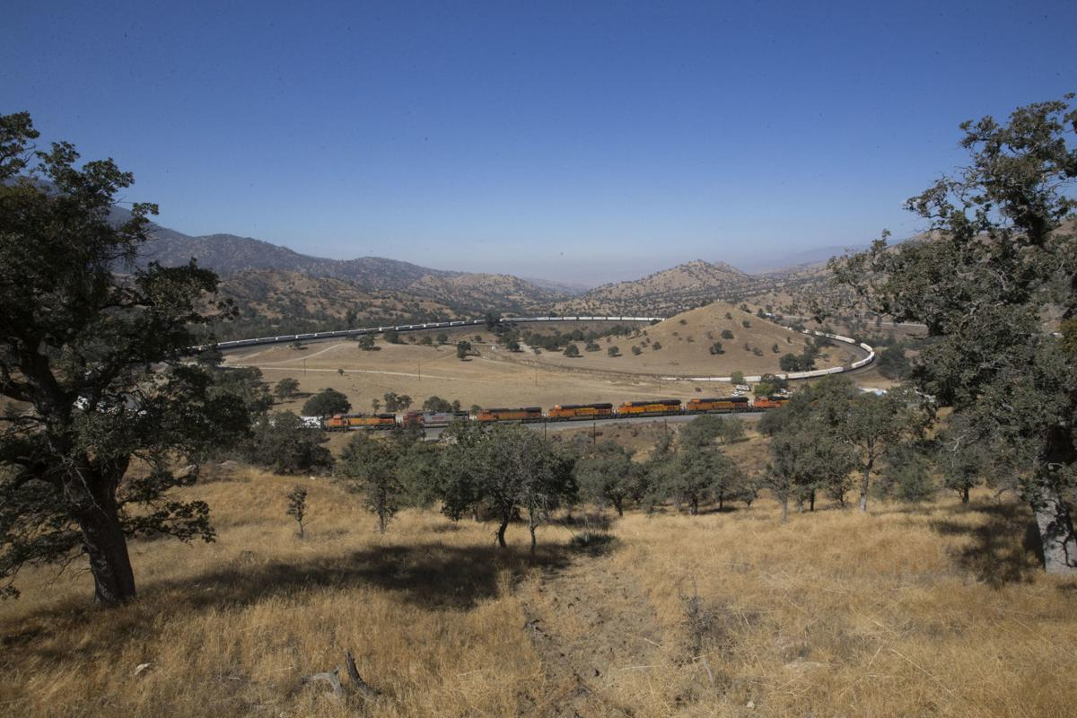 PHOTO GALLERY: On a journey to the Tehachapi Loop and nearby