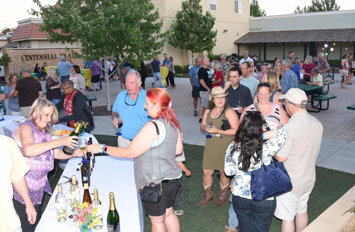 PHOTO GALLERY: Wine enthusiasts say 'Sip Sip Hurray for Summer'