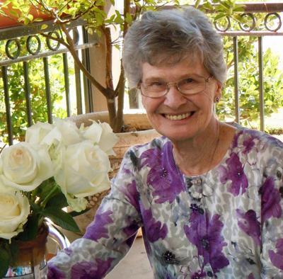 Patricia Ann (Ross) Vasquez, 1935–2019