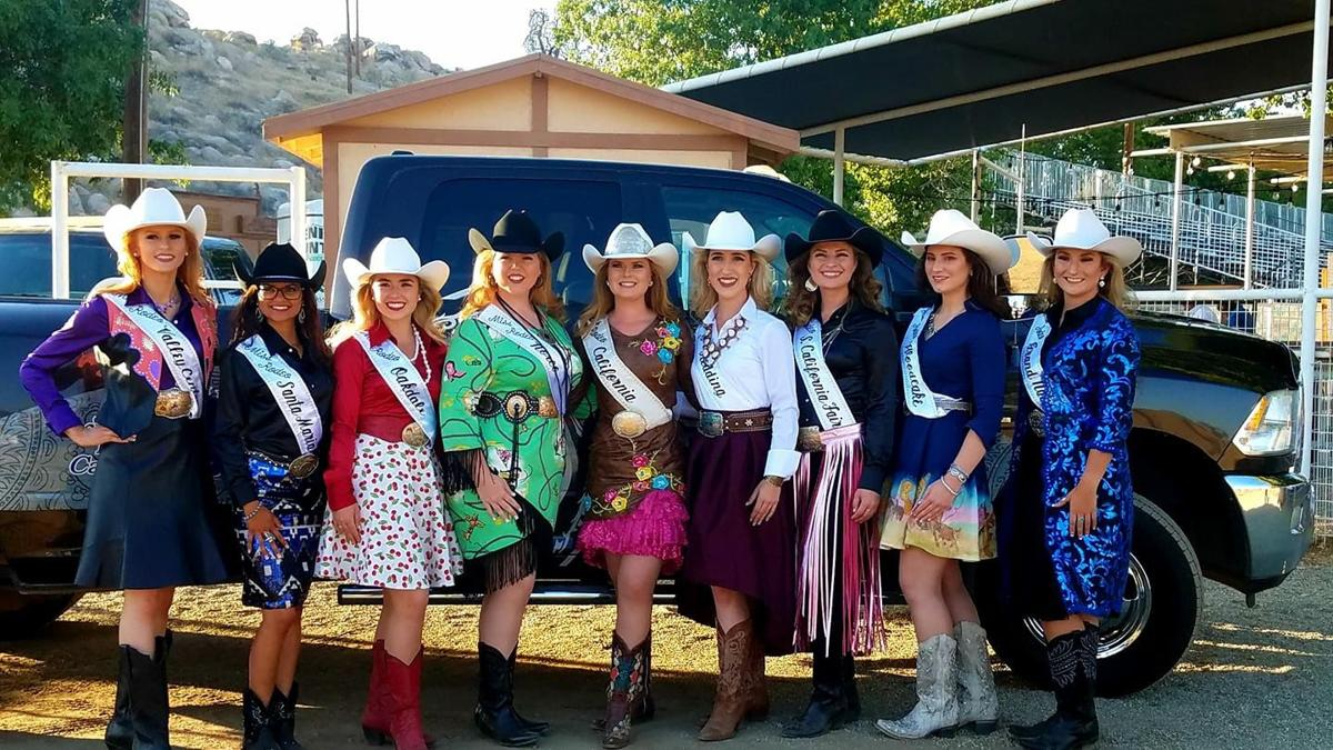 Miss Rodeo California Pageant Gets Underway With A Big