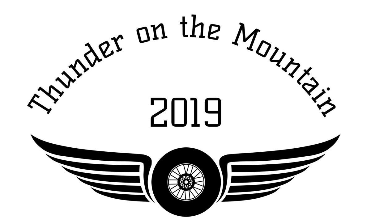 Thunder on the Mountain logo