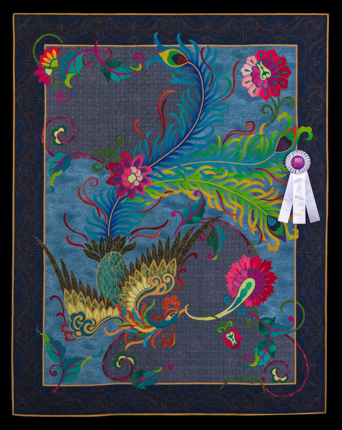 Tehachapi Resident Wins Prize At Quilt Expo Lifestyle