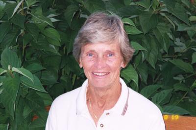 Betty Hoff Buss, 1930–2018
