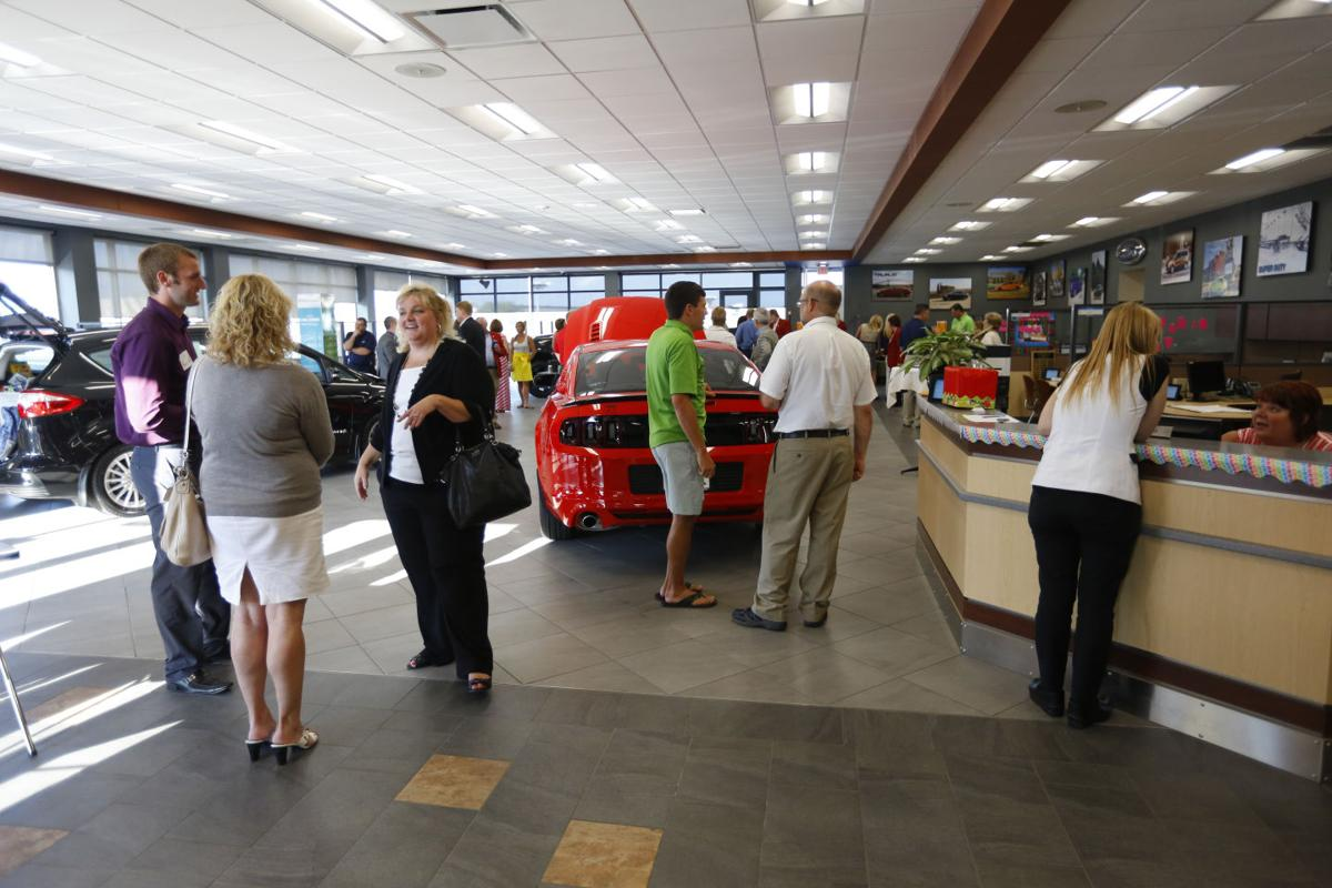 Mike Finnin Ford >> Business After Hours Mike Finnin Ford Galleries Telegraphherald Com