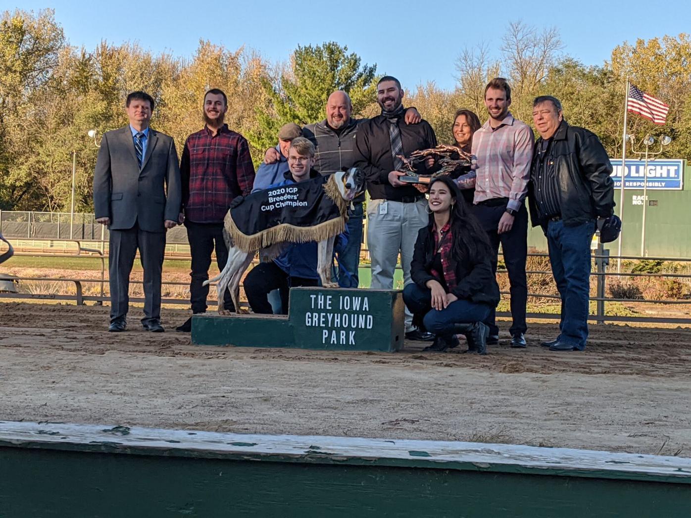 2020 Iowa Breeders' Cup