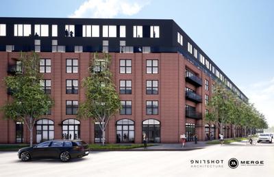 Port apartment complex