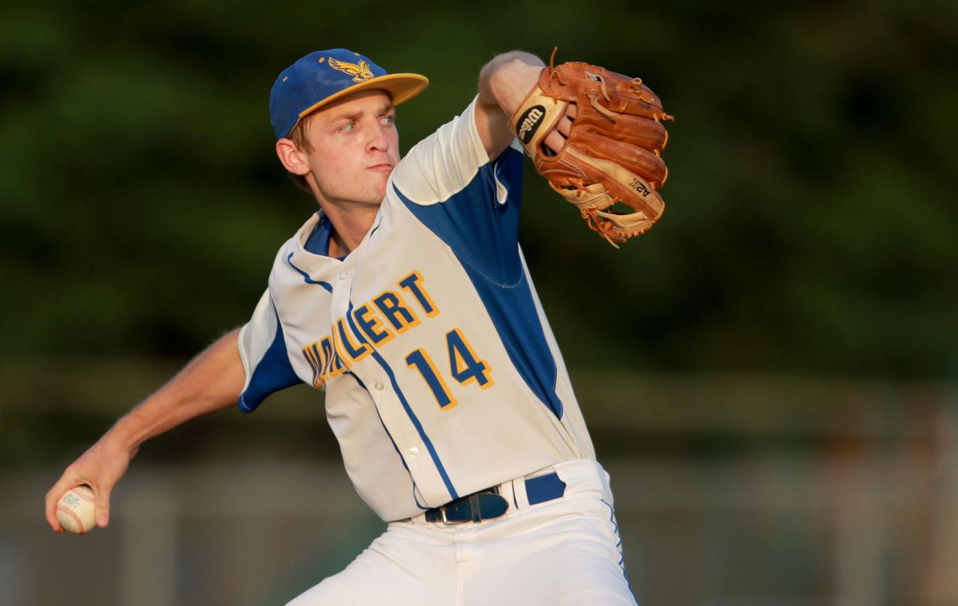 Wahlert and Vinton-Shellsburg baseball