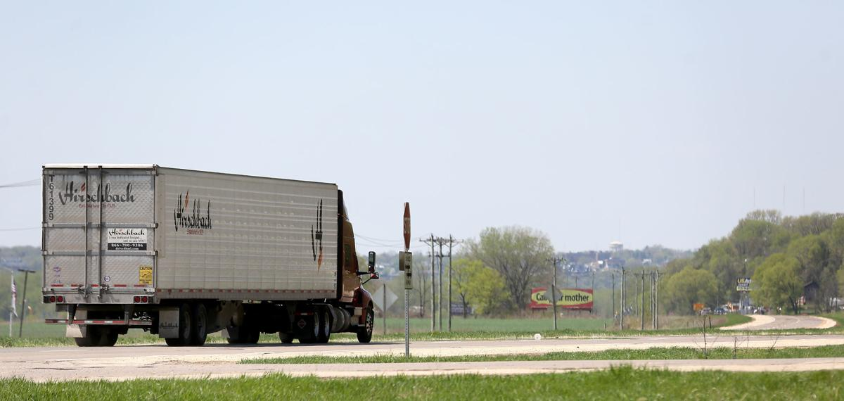 Driven by demand: Trucking firm aims to hire 75 more locally