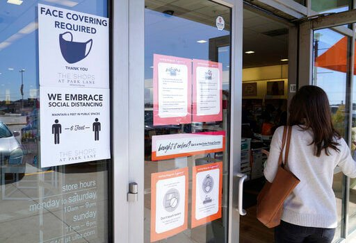 Some businesses want masks on, even as states drop mandates