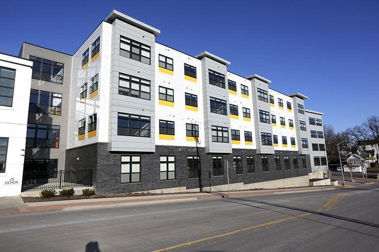 Ruxton Apartments