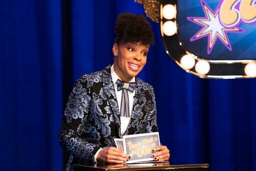 'Wildly silly,' perceptive Amber Ruffin earns TV spotlight