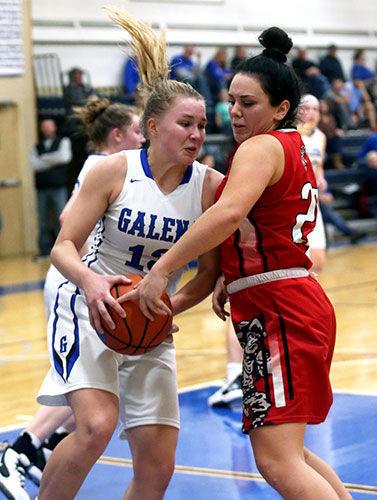 Shullsburg vs Galena basketball
