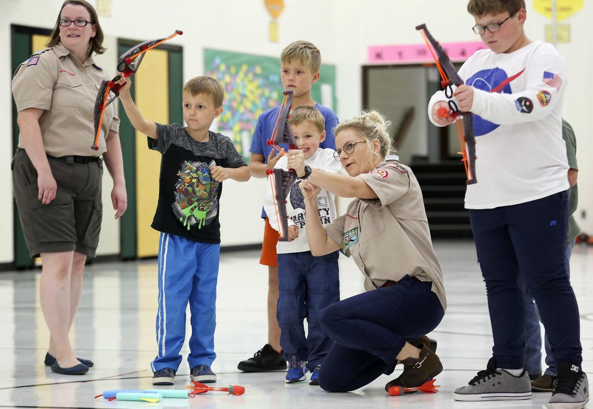 Not just for boys anymore: Co-ed Scouting removes barriers
