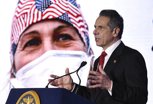 Cuomo: NY should have released care home death data faster