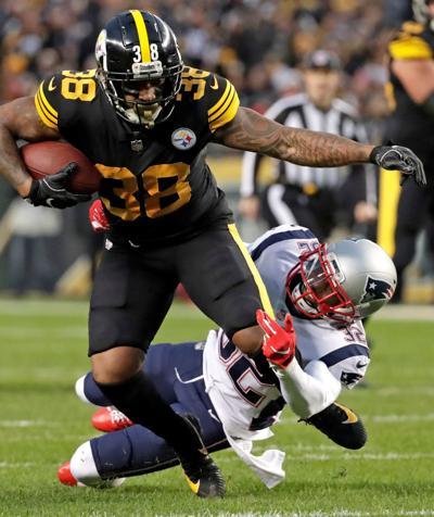 77600b77719 NFL  Steelers ride rookie Samuels past Patriots