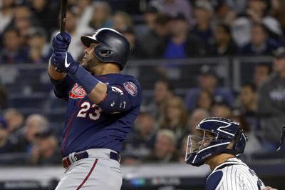 Swept out of playoffs, Twins still proud of 101-win season
