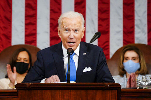 Biden's corporate tax plan takes aim at income inequality