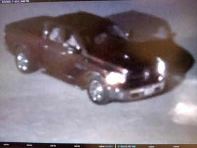 Cascade police seek info on vehicle suspected in hit-and-run crash