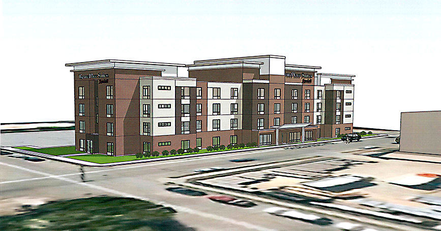 Revamped Millwork District hotel designs greenlighted