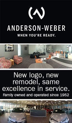 Anderson Weber Tall Ad