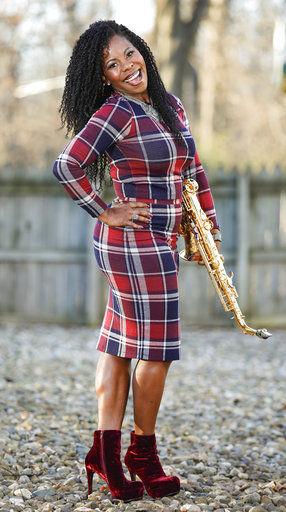 Tia Fuller, fierce woman in jazz, takes shot at 1st Grammy
