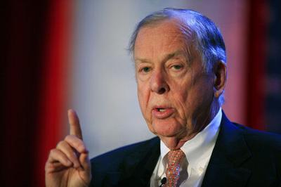 Spokesman: Oil tycoon T. Boone Pickens dies at age 91