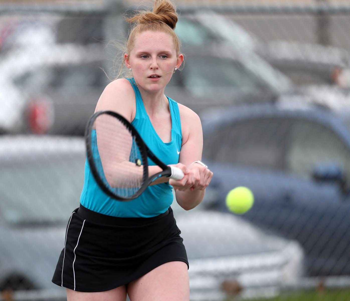 Hempstead Vs. Senior Tennis
