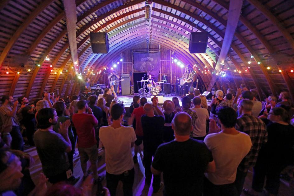 1st Garp Fest Highlights Charm Of Unique Maquoketa Music
