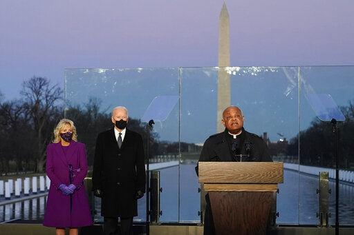 US Catholic bishops OK steps toward possible rebuke of Biden