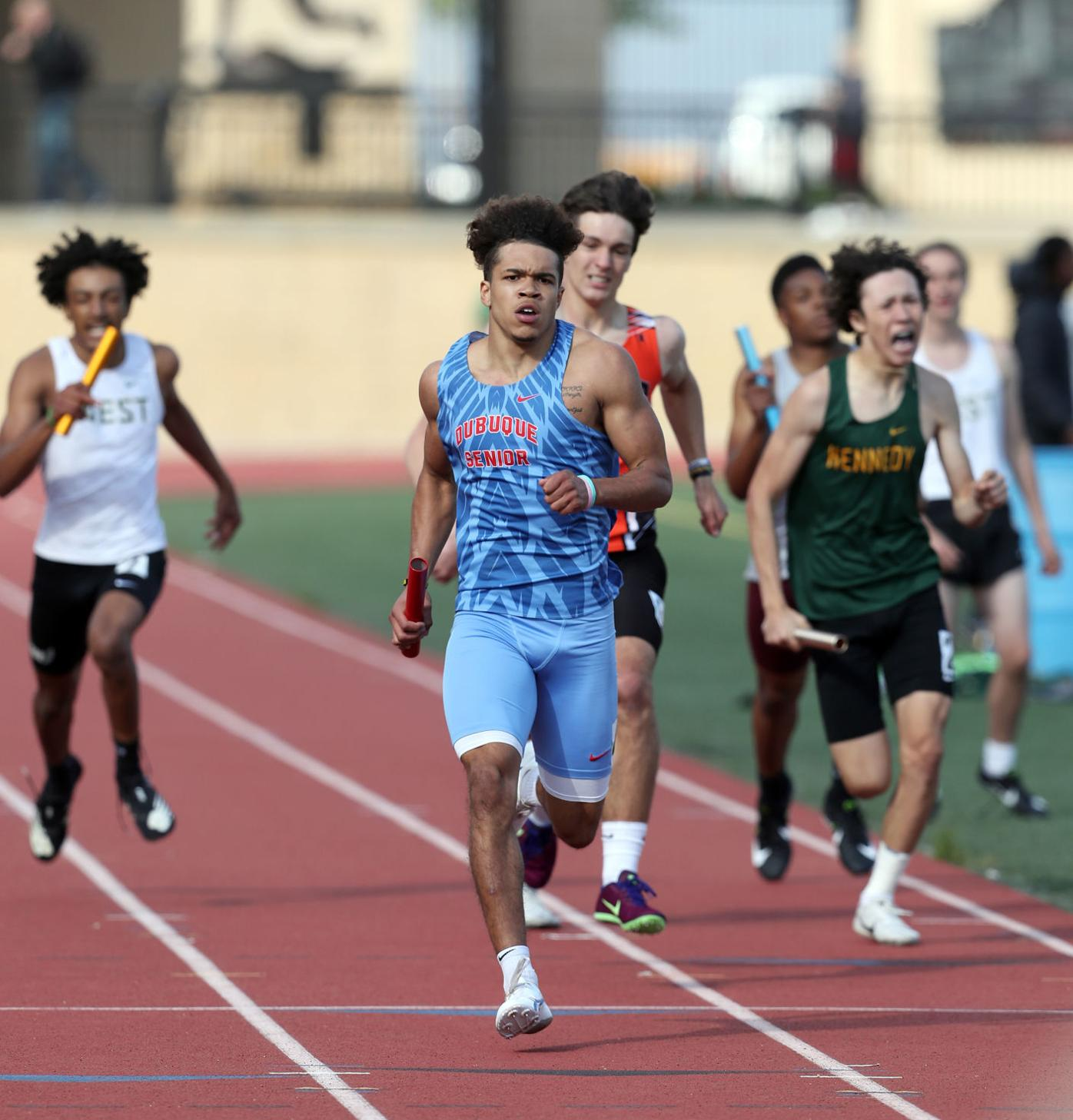 MVC Valley Divisional Track Meet