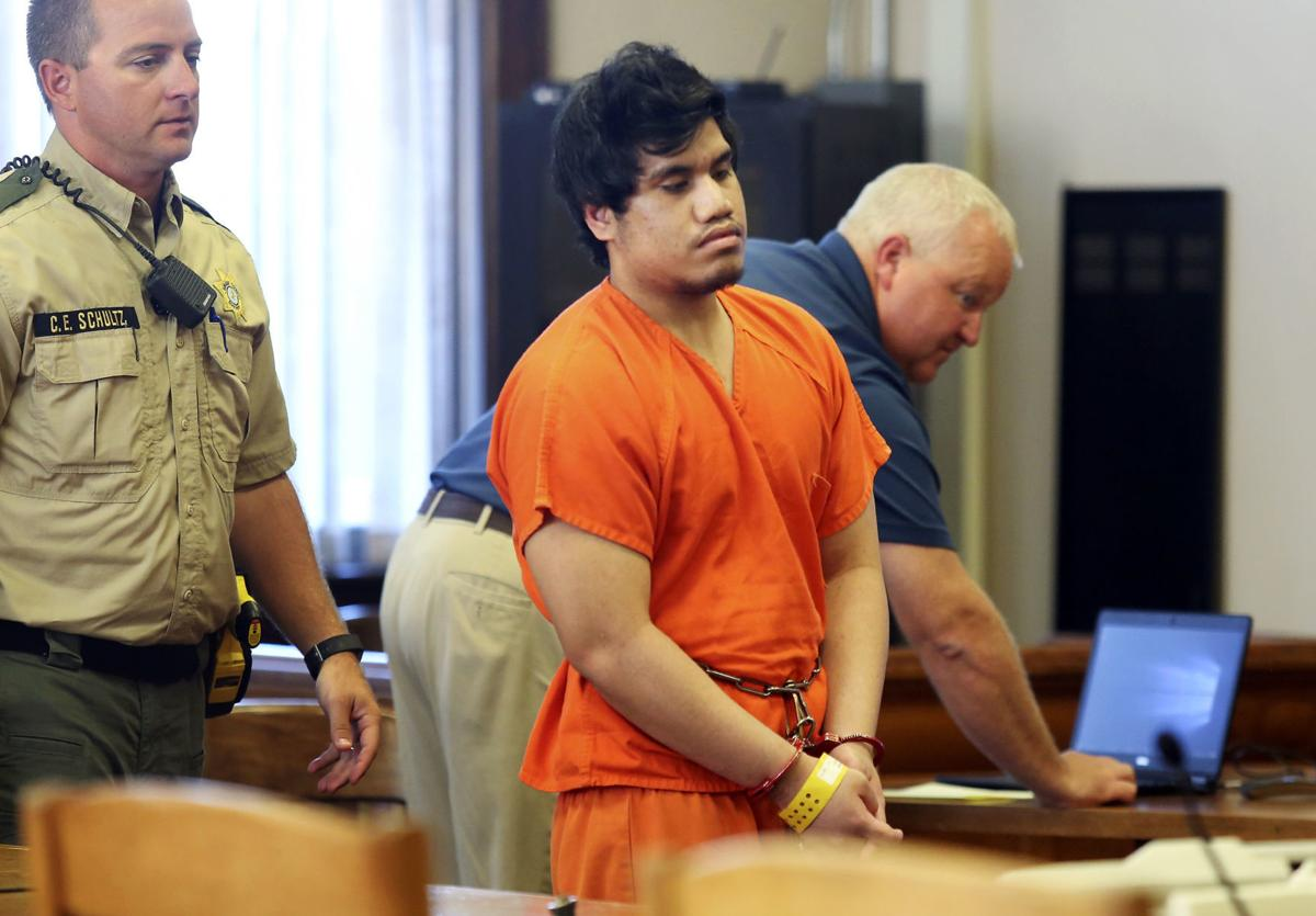 Man pleads guilty to 2015 murder of Dubuque woman, sentenced