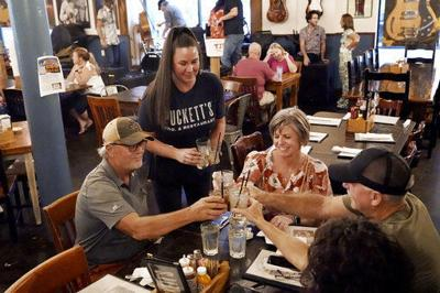 Adapt or else: Downtown businesses cope with new reality