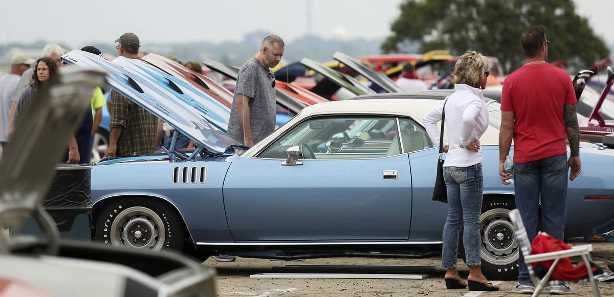 Clinton County Fairgrounds Car Show